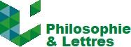 Faculté de philosophie et lettres